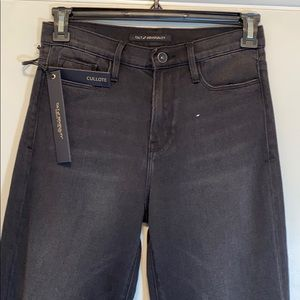 NWT Culotte Jeans by Cult of Individuality